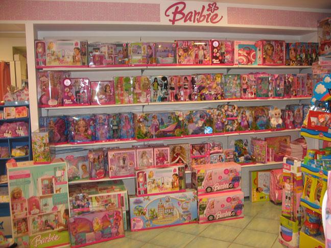 L 39 isola di barbie forio ischia barbie collezione for Accessori per barbie
