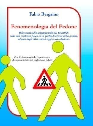 fenomenologia del pedone