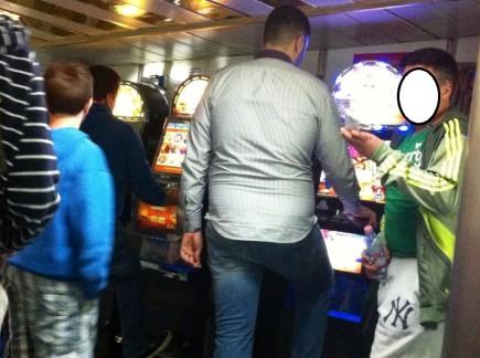 Anacapri slot machine