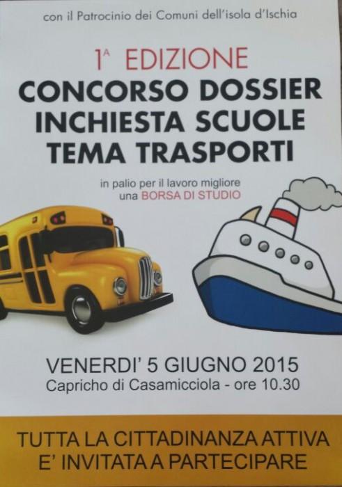 Ischia concorso dossier sul tema dei trasporti - Sistema catasto tavolare elenco comuni ...