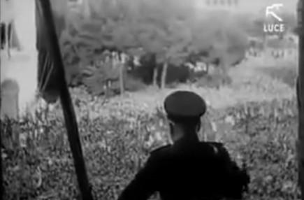 Discorso Camera Mussolini : Mussolini passaparolanza