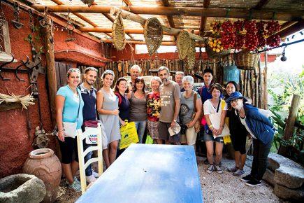 Andar per Cantine premia l'isola contadina, sul palco l'Agrario e i giovani imprenditori