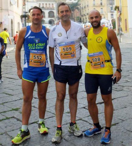 """Ritorno alle competizioni per i """"Forti e Veloci Isola d'Ischia"""" con la 10 km di Montesarchio"""