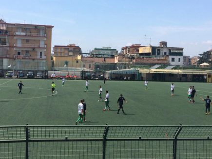 Real Forio, 2-1 alla Sangiovannese targato fratelli Saurino