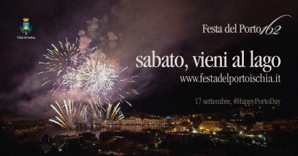 HappyPortoDay, Ischia si prepara alla festa!