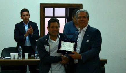 L'atleta olimpionico Gianni Sasso nominato ambasciatore di Forio nel mondo