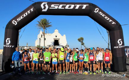 Ischia Dream Run 2016: classifiche e foto