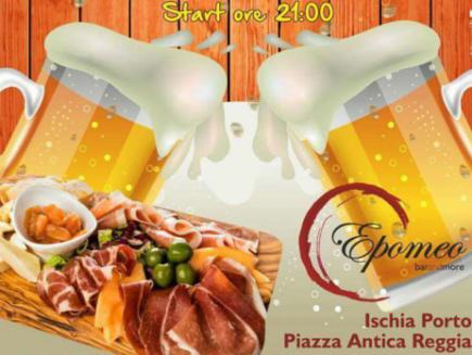 Oktoberfest all'ischitana in Piazza Antica Reggia