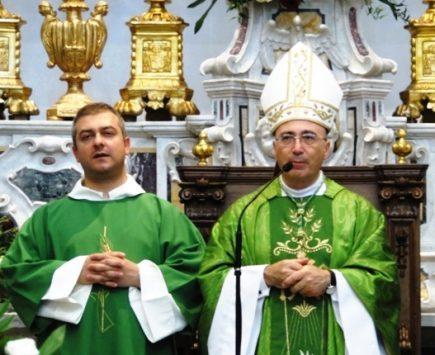 Diocesi di Ischia: ordinazione sacerdotale di Carlo Pietro Mazzella