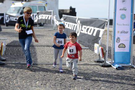 Ischia Dream Run, domenica 16 ottobre, possono partecipare anche i bambini!