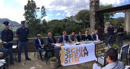 Ischia Dream Run, il resoconto della conferenza stampa