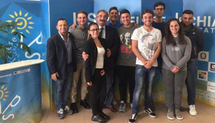 """Montecatini Terme, progetto """"Formando si Apprende"""": l'I.P.S. """"V. Telese"""" parteciperà con 8 allievi"""