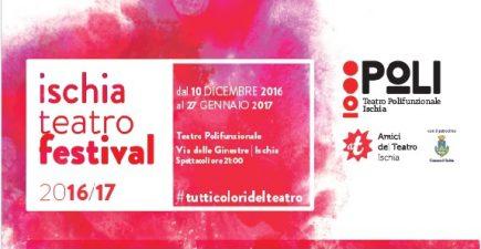 Ischia Teatro Festival: presentato al Polifunzionale il Cartellone della IX Edizione