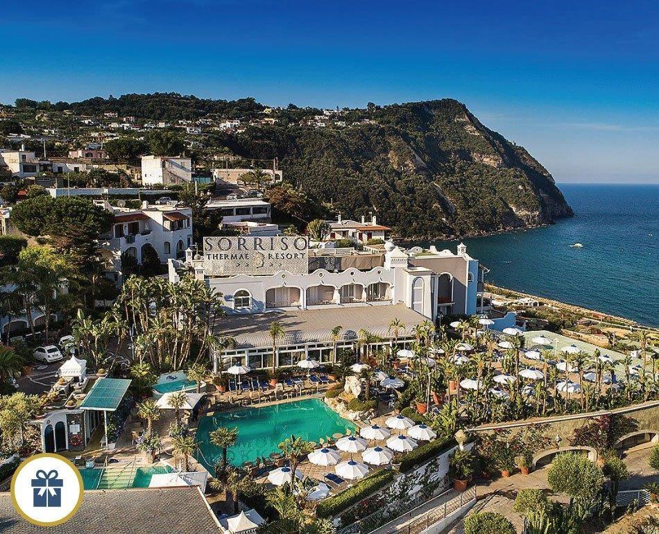 Ischia Forio Hotel Park Vittoria Pauschalreise