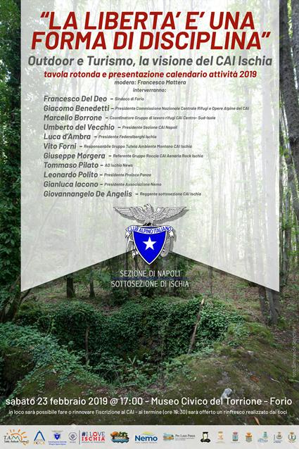 Calendario Polito.Cai Isola D Ischia Sabato 23 Febbraio Presentazione
